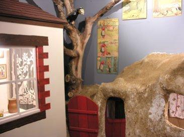 musée de l'école de Bothoa, fables