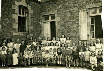 musée de l'école de Bothoa, la mairie-école